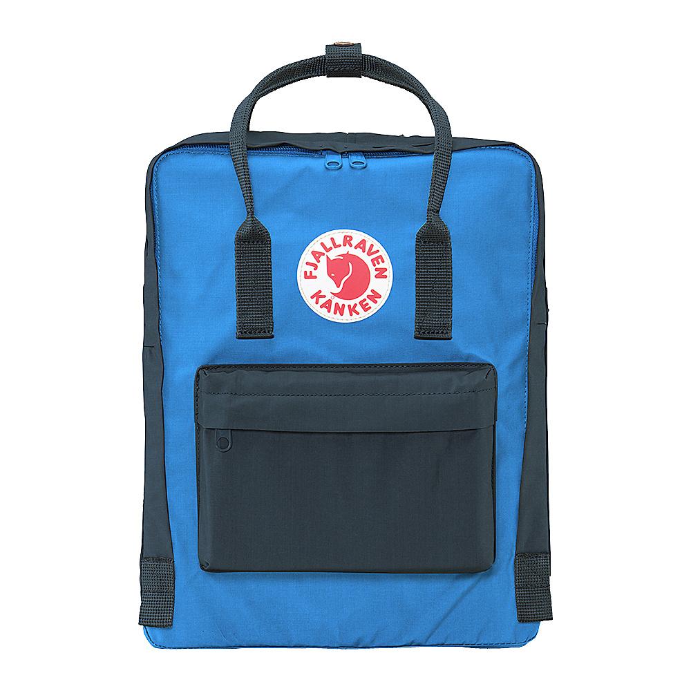 Fjallraven Kanken Backpack Graphite UN Blue Fjallraven Everyday Backpacks