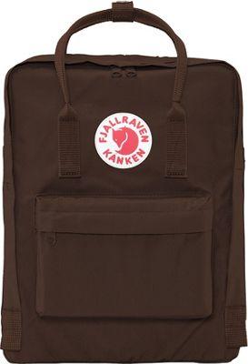 Fjallraven Kanken Backpack Brown - Fjallraven Everyday Backpacks