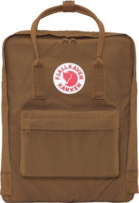 Fjallraven Kanken Backpack Sand - Fjallraven Everyday Backpacks