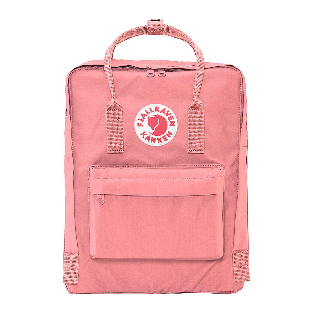 Fjallraven Kanken Backpack Pink - Fjallraven Everyday Backpacks - Backpacks, Everyday Backpacks