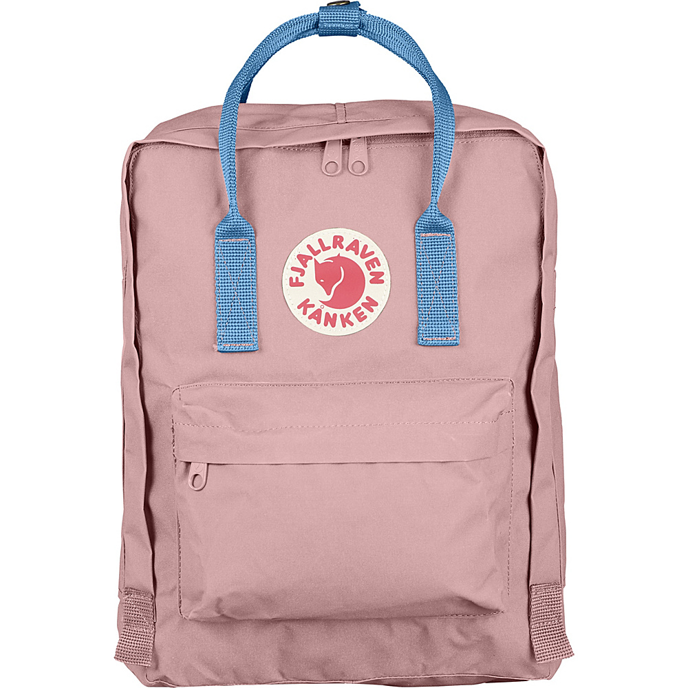 Fjallraven Kanken Backpack Pink-Air Blue - Fjallraven Everyday Backpacks - Backpacks, Everyday Backpacks