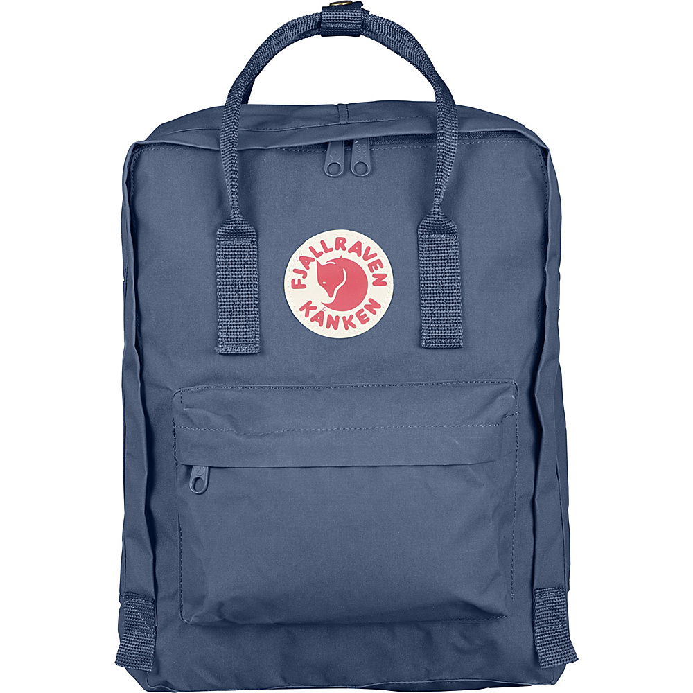Fjallraven Kanken Backpack Blue Ridge - Fjallraven Everyday Backpacks - Backpacks, Everyday Backpacks