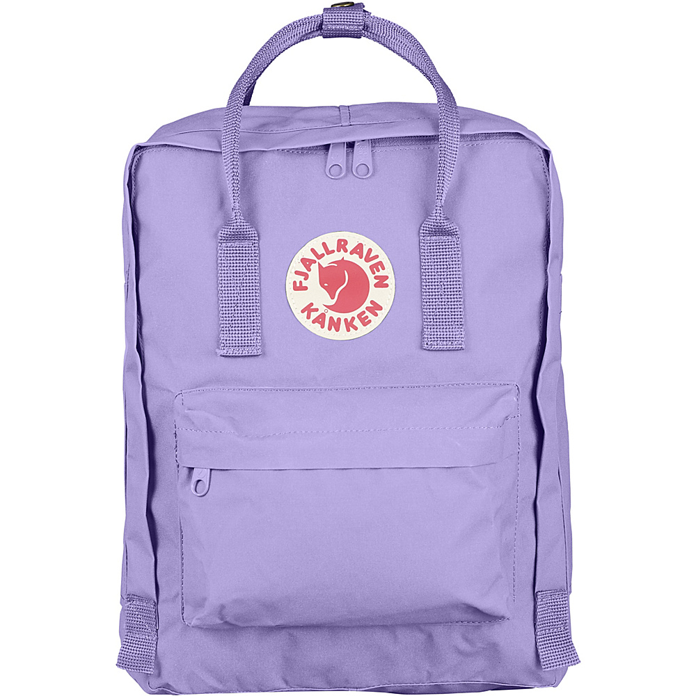 Fjallraven Kanken Backpack Orchid - Fjallraven Everyday Backpacks - Backpacks, Everyday Backpacks
