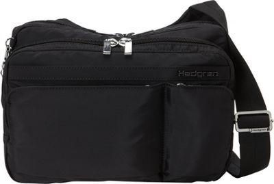 Hedgren Mich Crossbody Bag 04 Version Black - Hedgren Lea...