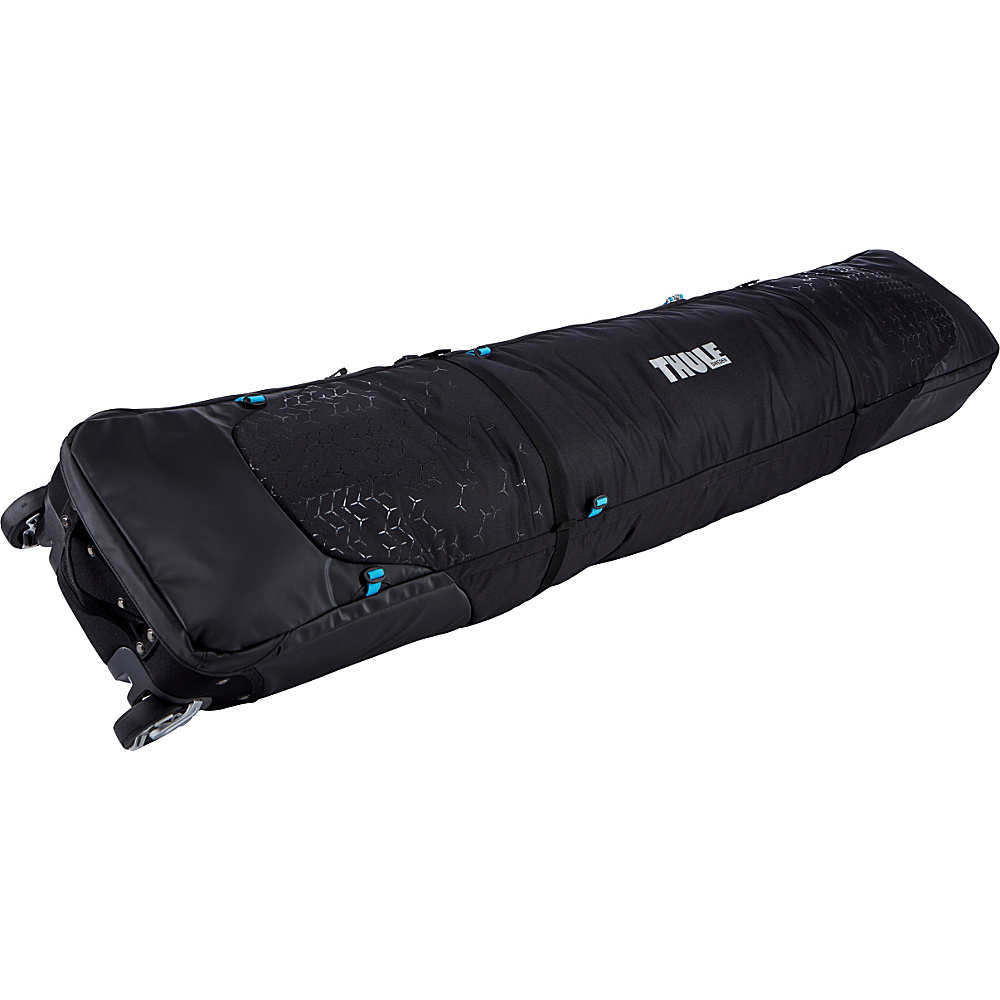 Thule Roundtrip Double Ski Roller 195cm Black - Thule Ski and Snowboard Bags