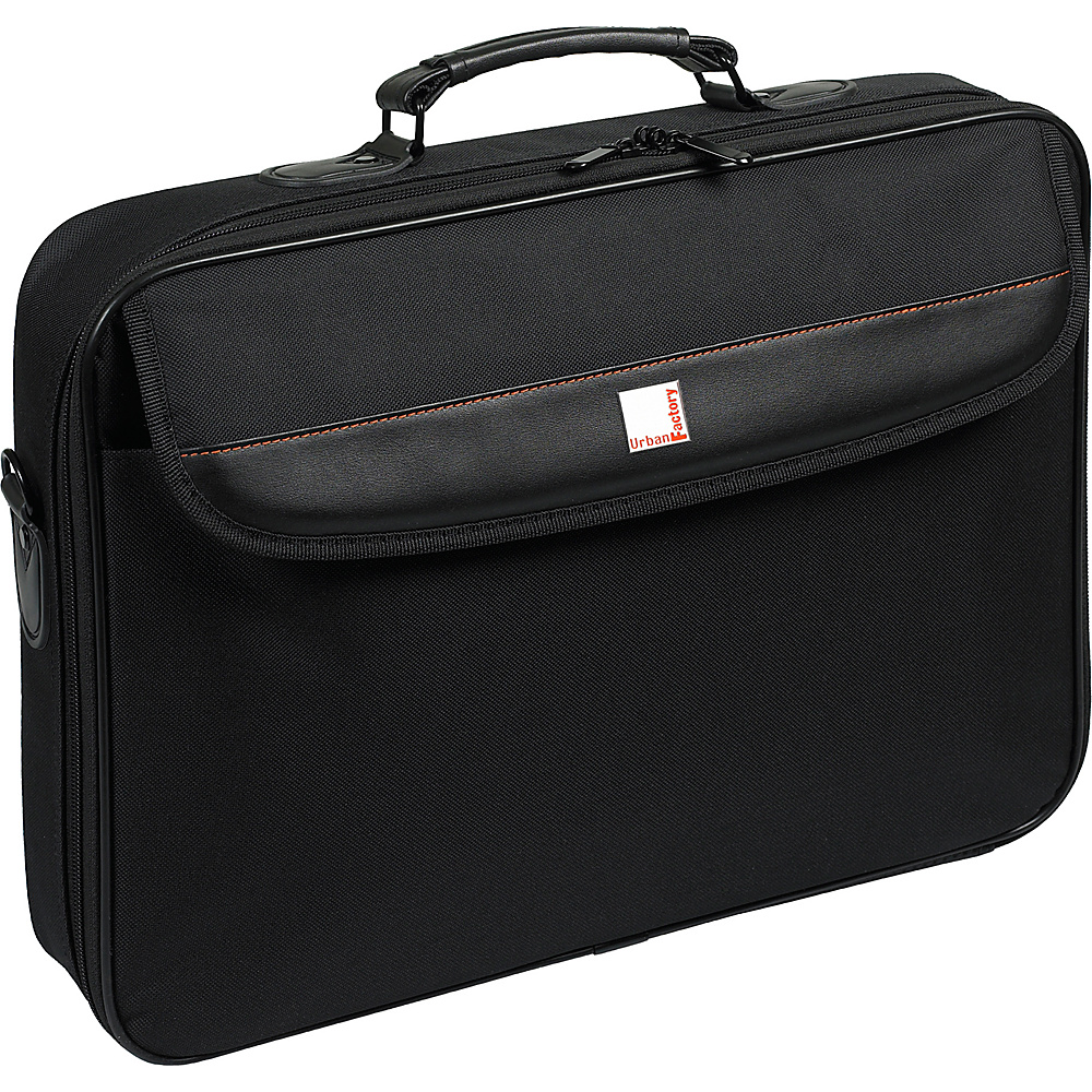 Urban Factory Modulo2 17 Case Black Urban Factory Non Wheeled Business Cases