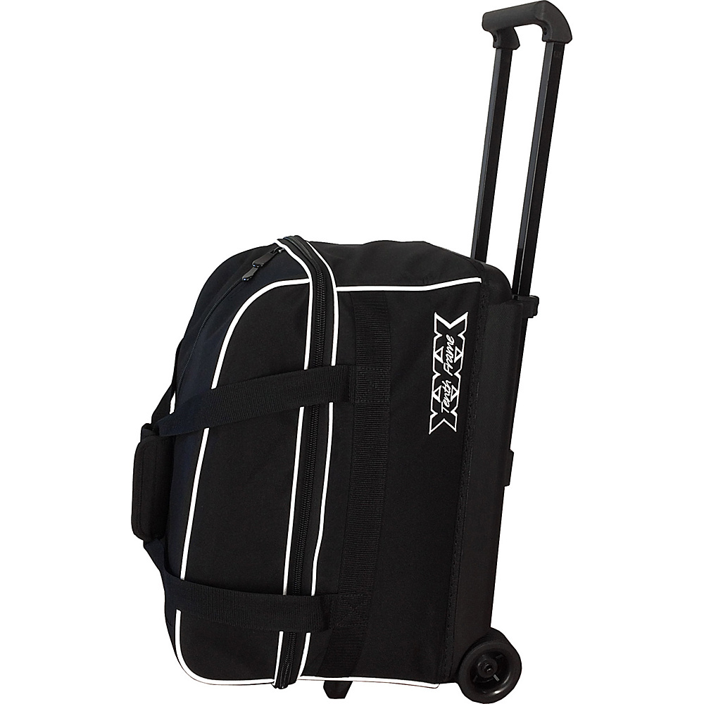 Tenth Frame Conquer Double Roller Black - Tenth Frame Bowling Bags