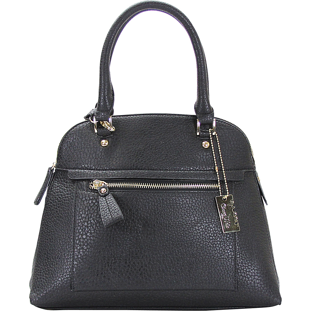 Chasse Wells Porter Tote Black Chasse Wells Manmade Handbags