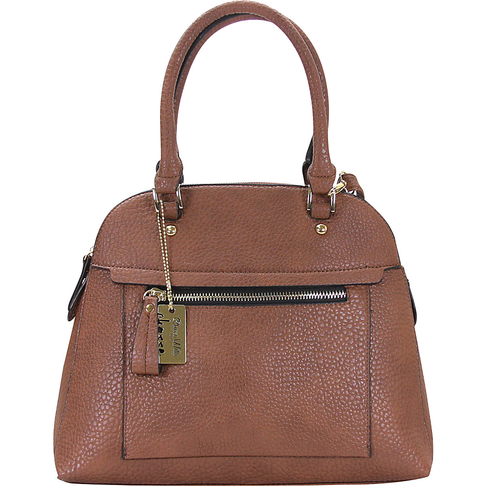 Chasse Wells Porter Tote Brown Chasse Wells Manmade Handbags