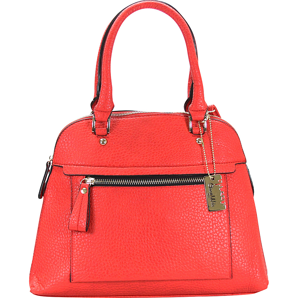 Chasse Wells Porter Tote Red Chasse Wells Manmade Handbags