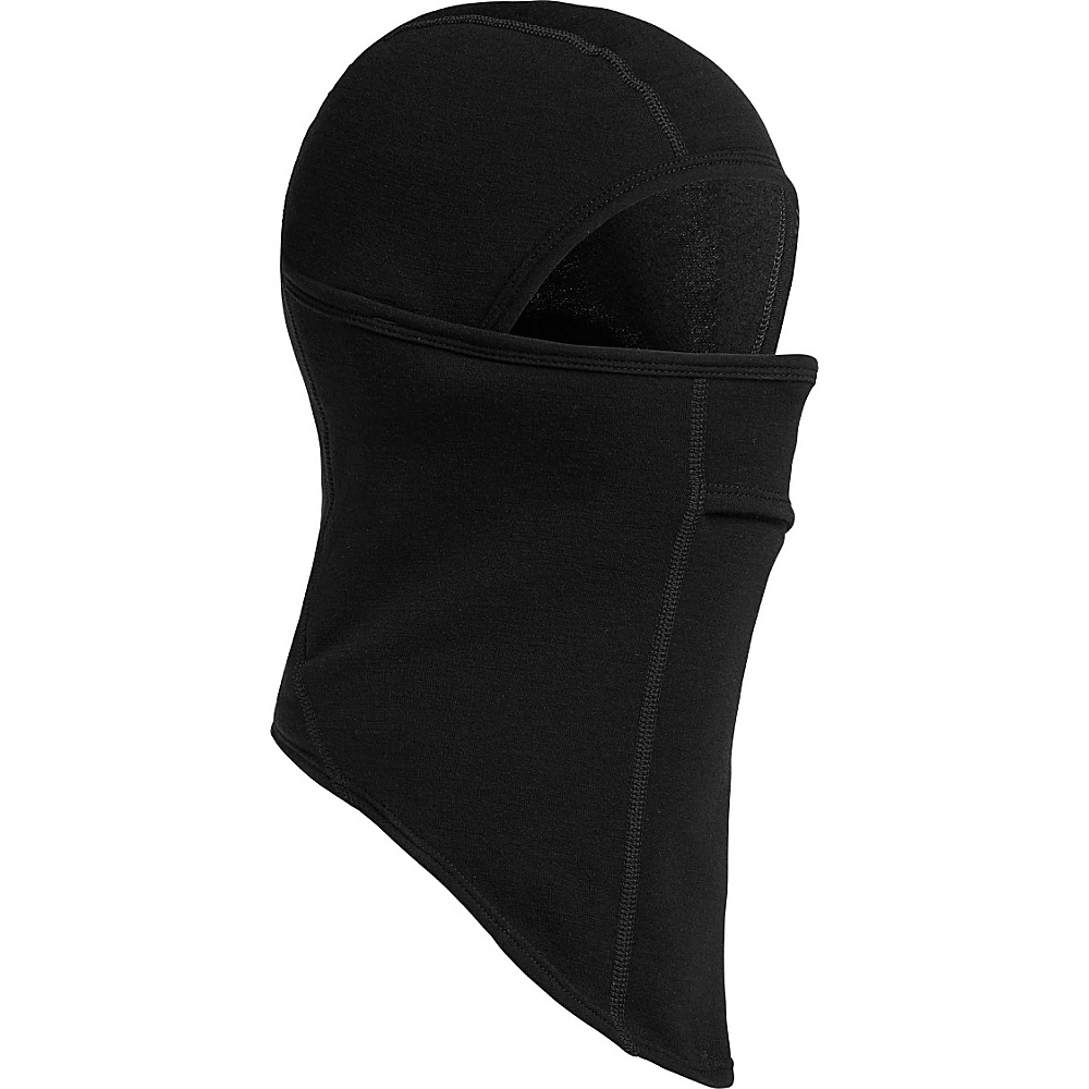 Icebreaker Apex Balaclava One Size - Black - Icebreaker Hats/Gloves/Scarves - Fashion Accessories, Hats/Gloves/Scarves