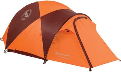 Big Agnes Battle Mountain 3 Person Tent Orange / Red  -  Big Agnes Outdoor Accessories