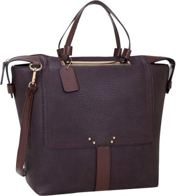 dasein buffalo leather work tote bag 4 colors ebay