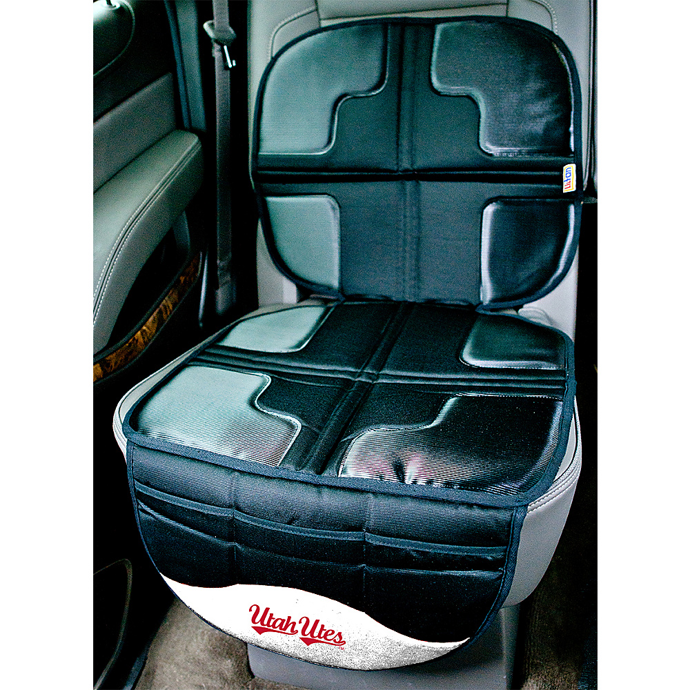 Lil Fan PAC 12 Teams Seat Protector University of Utah Lil Fan Trunk and Transport Organization