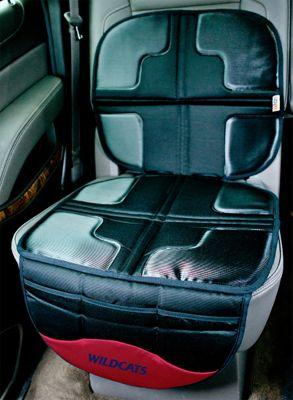Lil Fan PAC-12 Teams Seat Protector University of Arizona - Lil Fan Trunk and Transport Organization