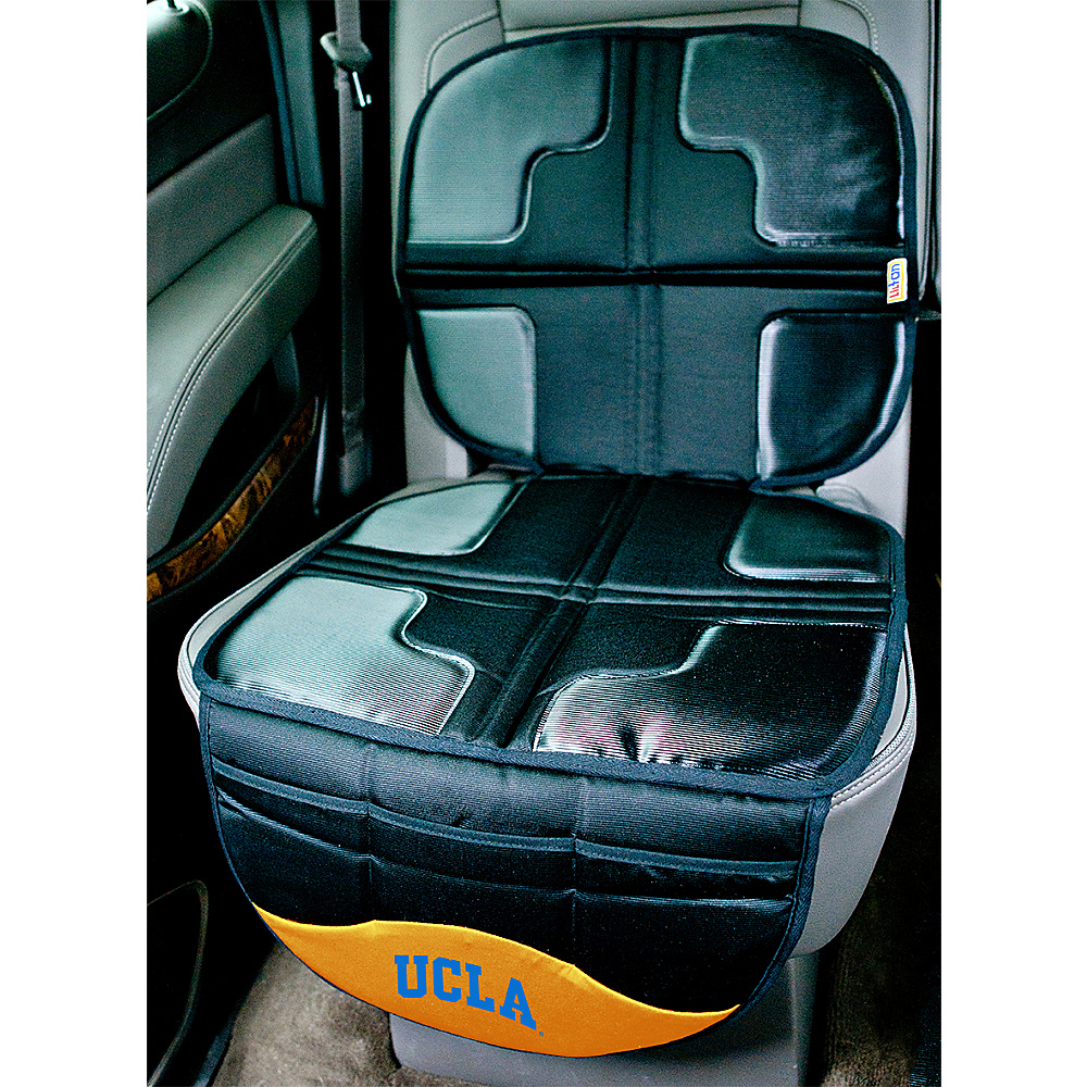 Lil Fan PAC 12 Teams Seat Protector University of California LA Lil Fan Trunk and Transport Organization