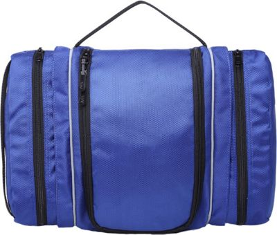 Wellzher Toiletry Bag Blue - Wellzher Toiletry Kits