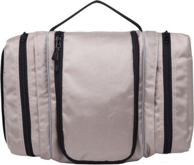 Wellzher Toiletry Bag Silver - Wellzher Toiletry Kits