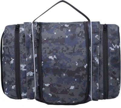 Wellzher Toiletry Bag Camo - Wellzher Toiletry Kits