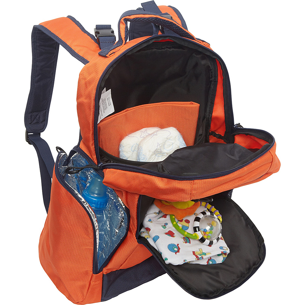 lil fan sec teams backpack 10 colors diaper bags accessorie new ebay. Black Bedroom Furniture Sets. Home Design Ideas