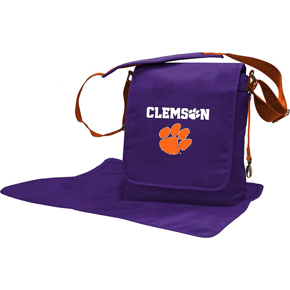 Lil Fan ACC Teams Messenger Bag Clemson University - Lil Fan Diaper Bags & Accessories