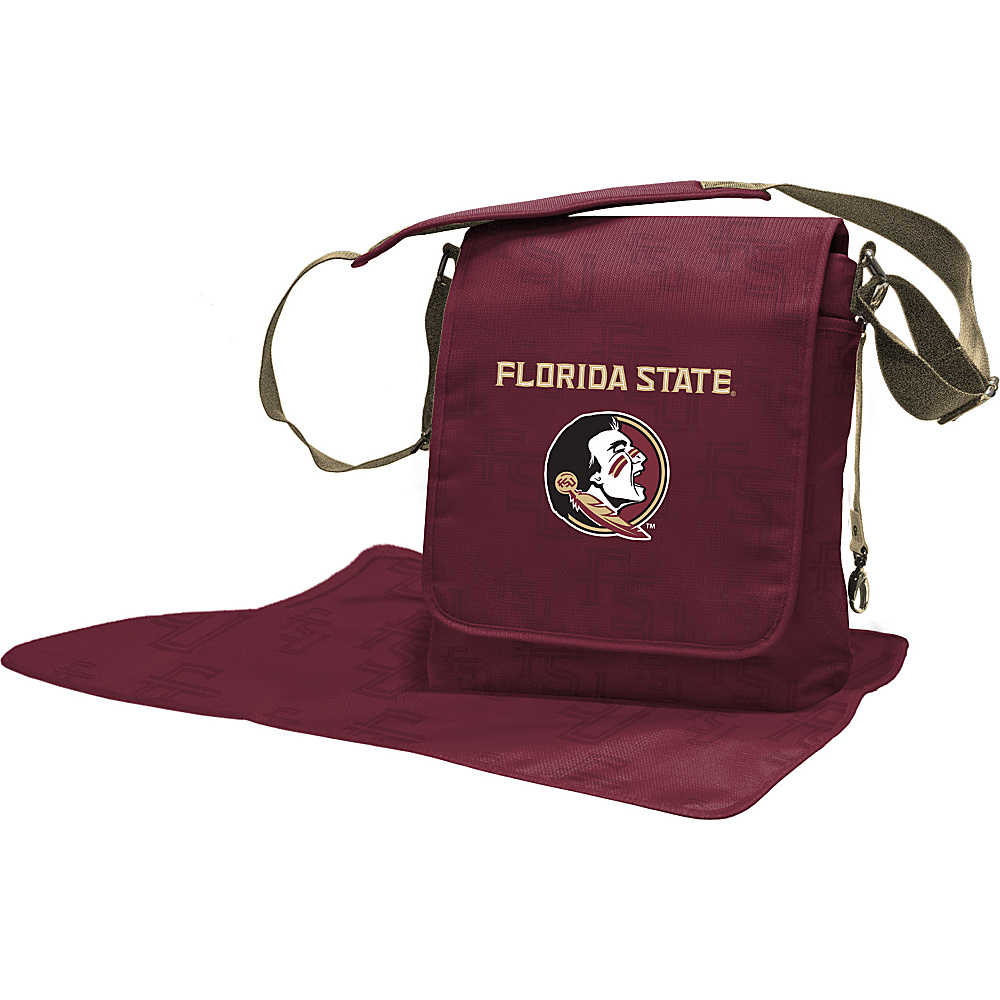 Lil Fan ACC Teams Messenger Bag Florida State University - Lil Fan Diaper Bags & Accessories