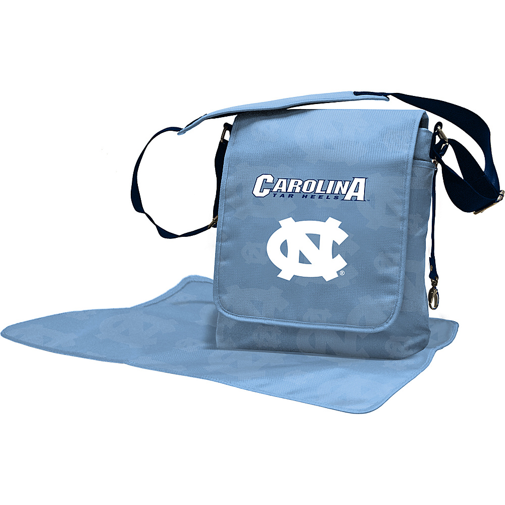 Lil Fan ACC Teams Messenger Bag University of North Carolina - Lil Fan Diaper Bags & Accessories