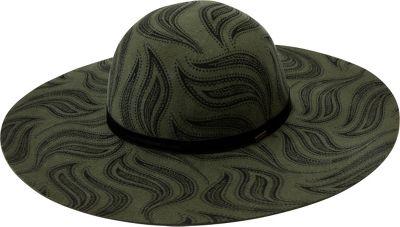 Volcom Free Bird Felt Hat Army - Extra Small/Small - Volcom Hats/Gloves/Scarves