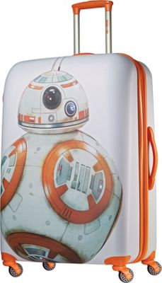 American Tourister Star Wars Spinner Luggage - 28 inch BB8 - American Tourister Kids' Luggage
