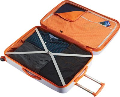 American Tourister Star Wars Spinner Luggage - 28 inch BB8 - American Tourister Hardside Checked