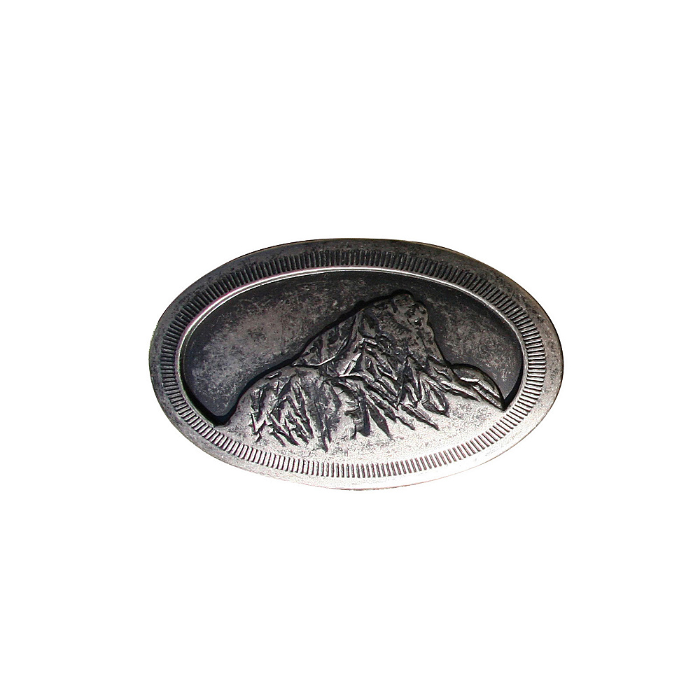 Mountain Khakis Teton Buckle Pewter - Mountain Khakis Other Fashion Accessories - Fashion Accessories, Other Fashion Accessories