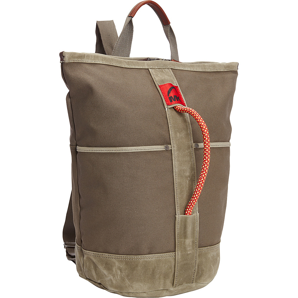Mountain Khakis Utility Bag Dark Olive - Mountain Khakis Men's Bags