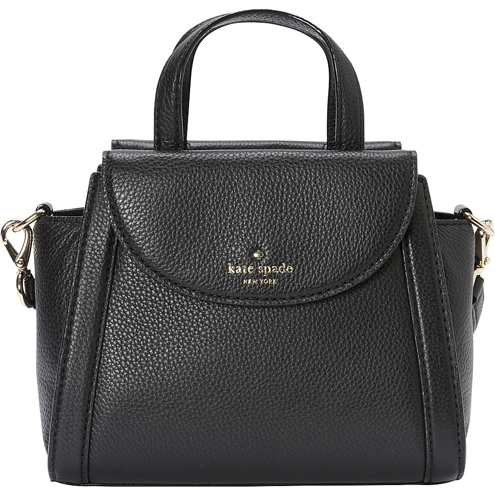 kate spade new york Cobble Hill Small Adrien Black kate spade new york Designer Handbags