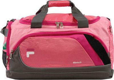 Fila Advantage Small Sport Duffel Bag Pink - Fila Gym Duffels