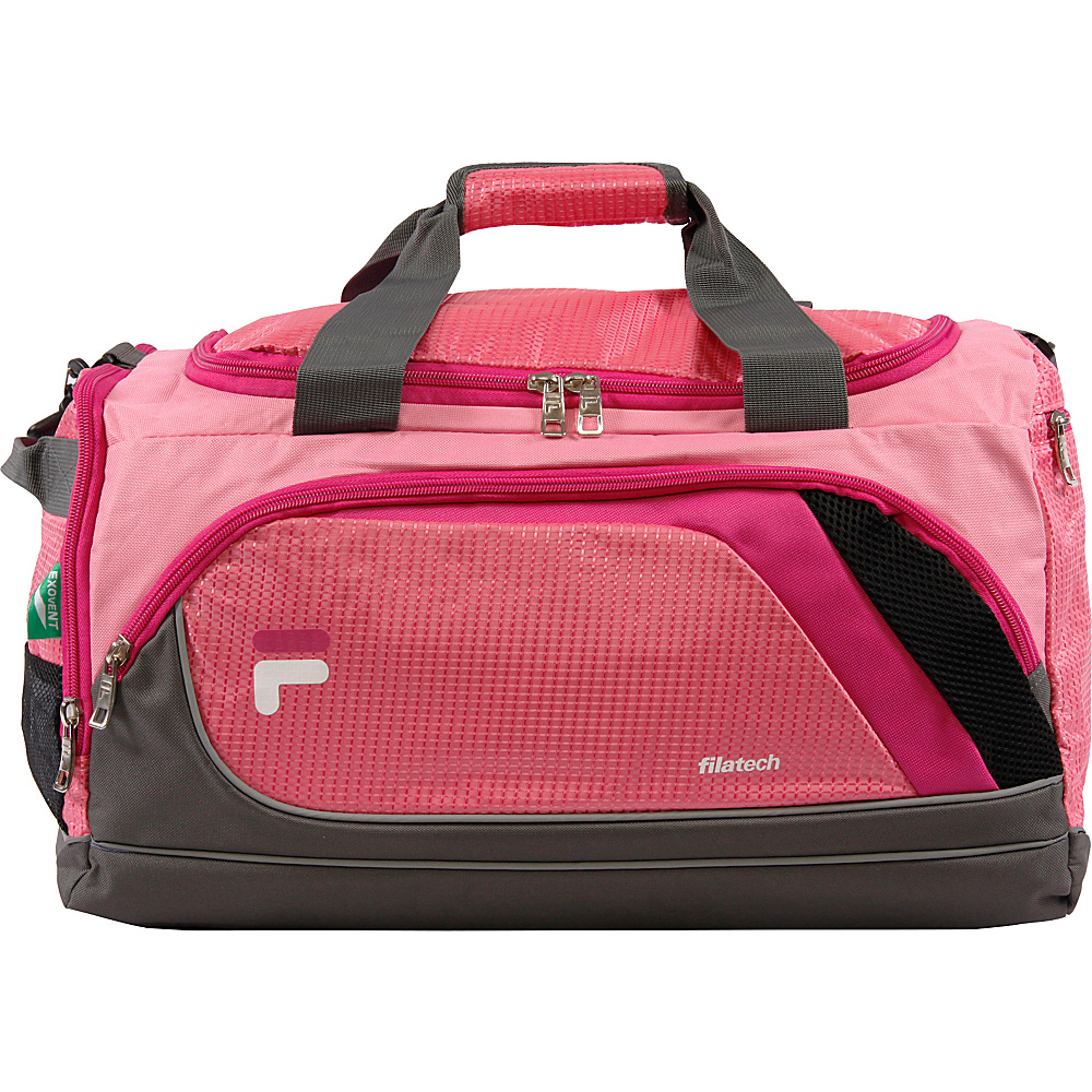 Fila Advantage Small Sport Duffel Bag Pink Fila Gym Duffels