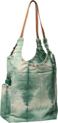 Ale by Alessandra Calistoga Tote Bottle Green - Ale by Alessandra Fabric Handbags