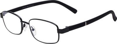 Select-A-Vision OptitekAR Reading Glasses +1.25 - Black - Select-A-Vision Sunglasses