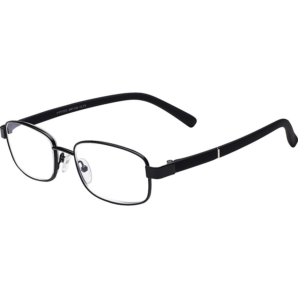 Select A Vision OptitekAR Reading Glasses 1.25 Black Select A Vision Sunglasses