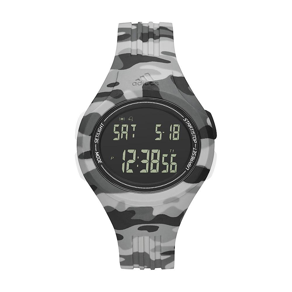 adidas watches Uraha Digital Polyurethane Watch Grey - adidas watches Watches
