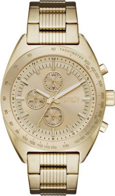 Chaps Rockton Gold-Tone Chronograph Watch Gold - Chaps Watches