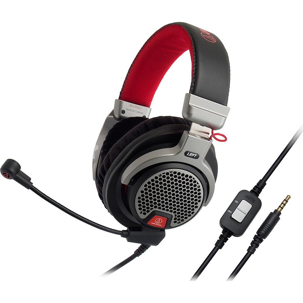 Audio Technica Open Air Premium Gaming Headset Black Audio Technica Headphones Speakers