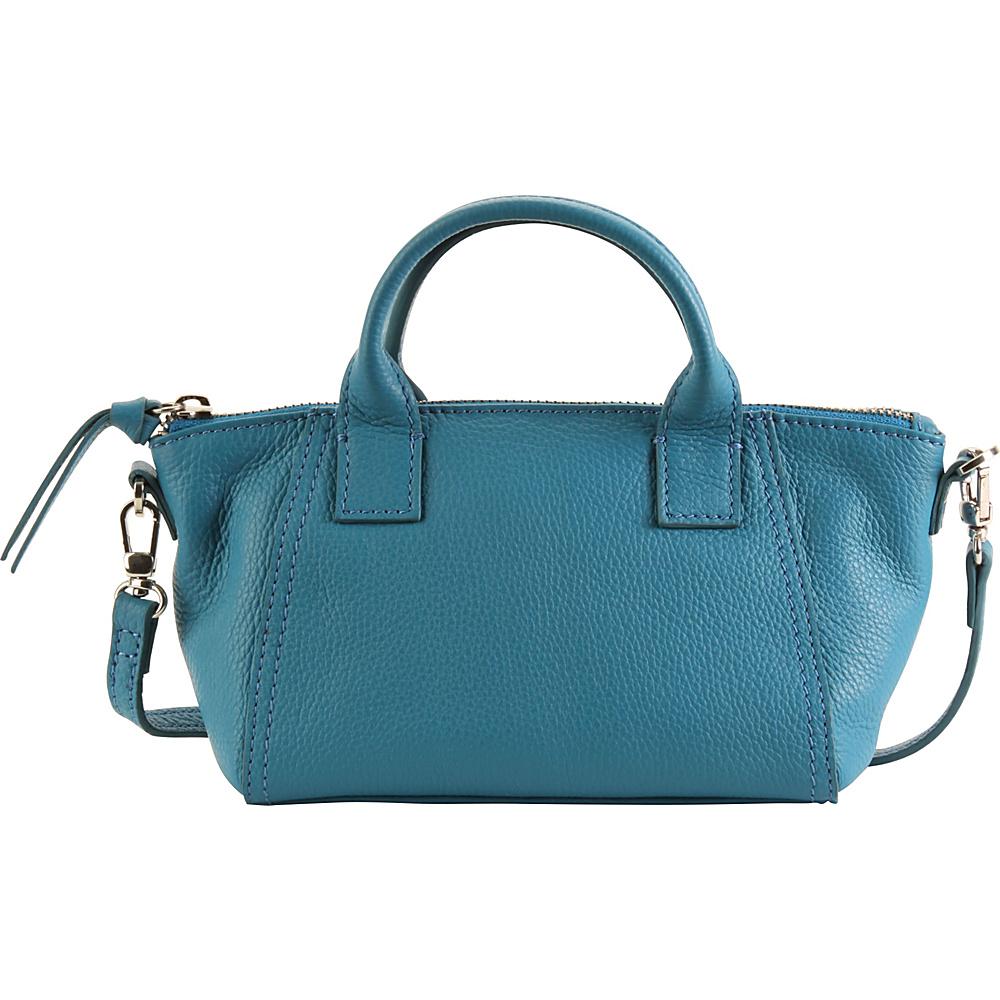 Hadaki Mini Boat Bag Ocean - Hadaki Leather Handbags - Handbags, Leather Handbags