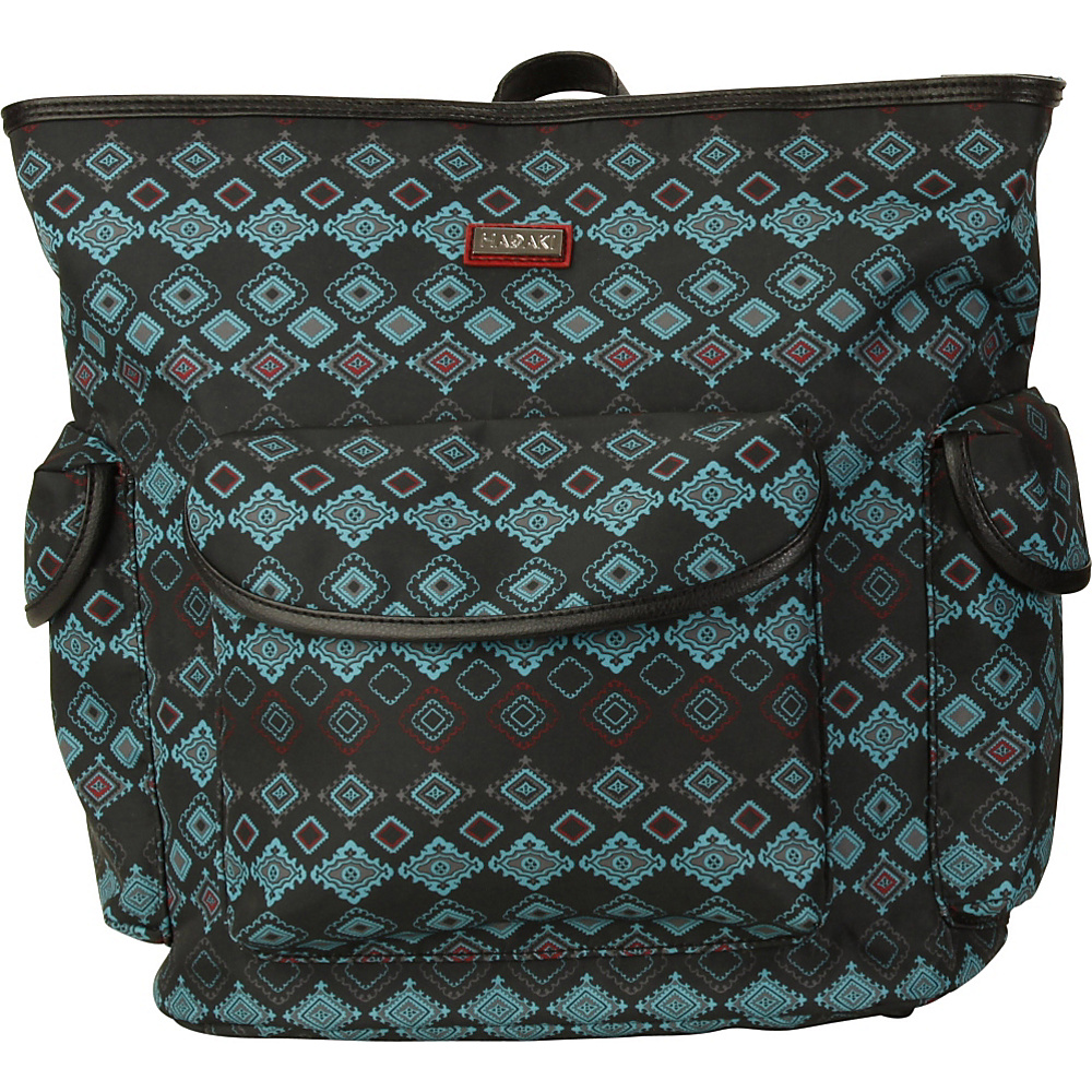 Hadaki City Backpack Geo - Hadaki Everyday Backpacks - Backpacks, Everyday Backpacks