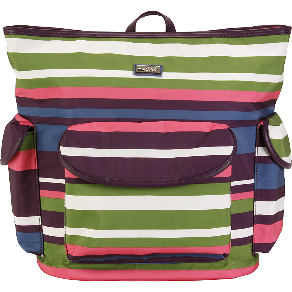 Hadaki City Backpack Stripes - Hadaki Everyday Backpacks - Backpacks, Everyday Backpacks