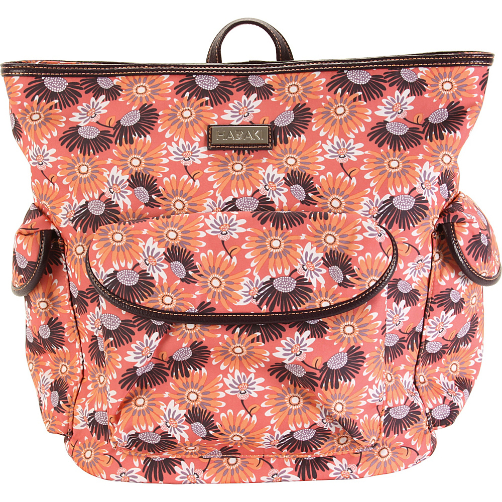 Hadaki City Backpack Daisies - Hadaki Everyday Backpacks - Backpacks, Everyday Backpacks