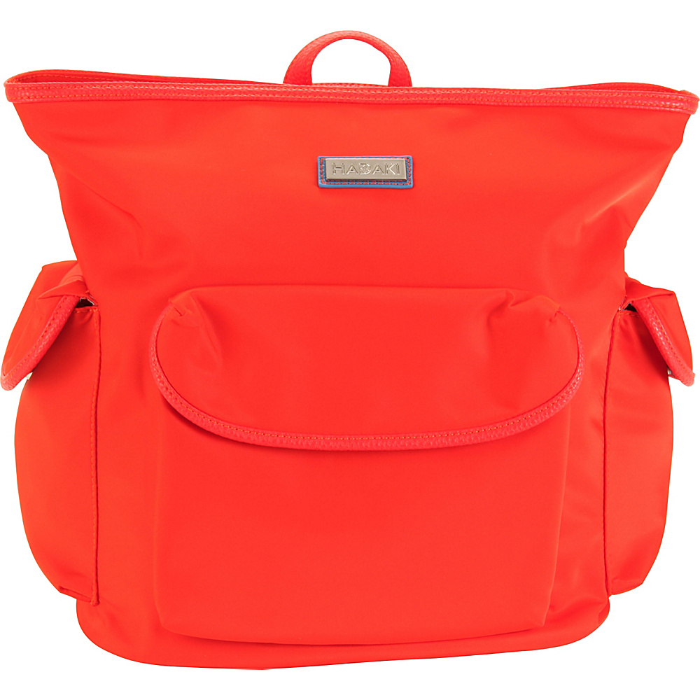Hadaki City Backpack Fiery Red Solids - Hadaki Everyday Backpacks - Backpacks, Everyday Backpacks