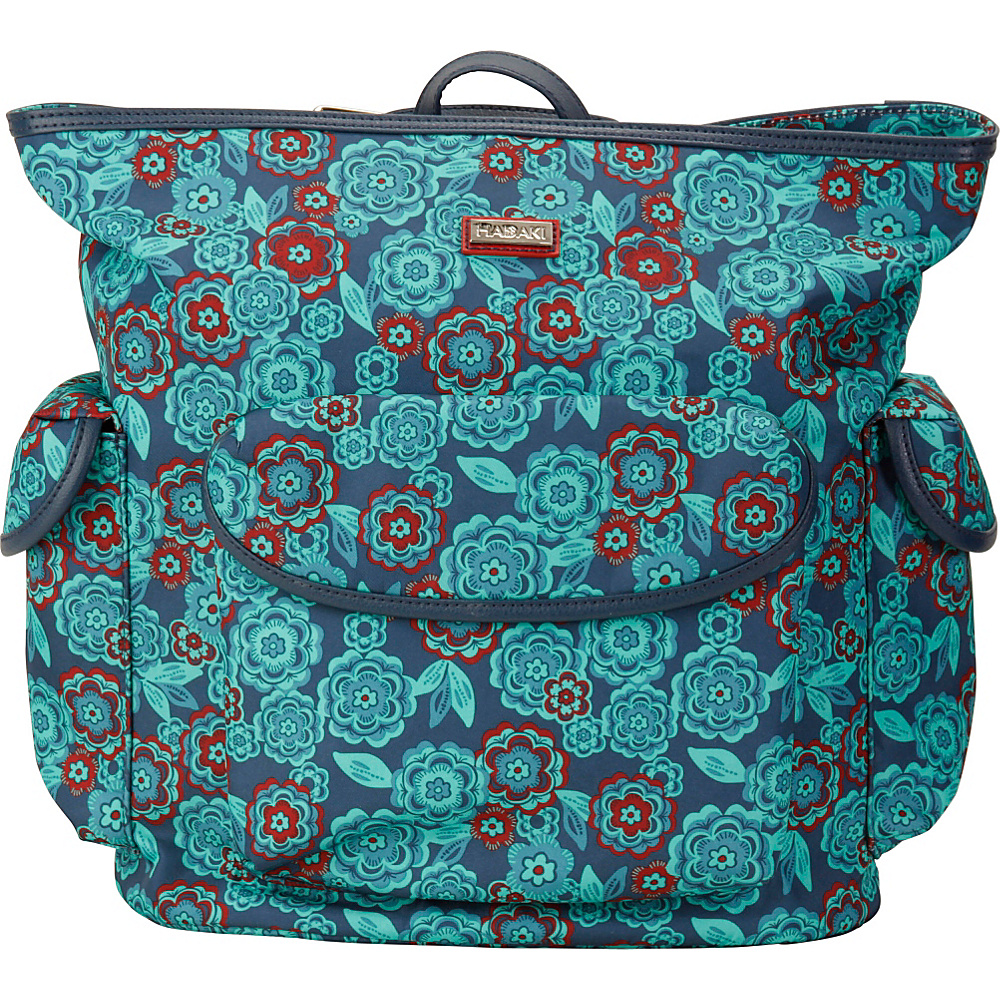 Hadaki City Backpack Floral - Hadaki Everyday Backpacks - Backpacks, Everyday Backpacks