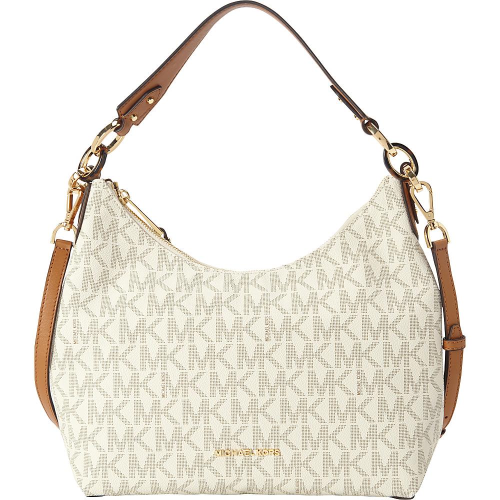 d52eed9ea8db MICHAEL Michael Kors Isabella Medium Convertible Shoulder Vanilla - MICHAEL  Michael Kors Designer Handbags