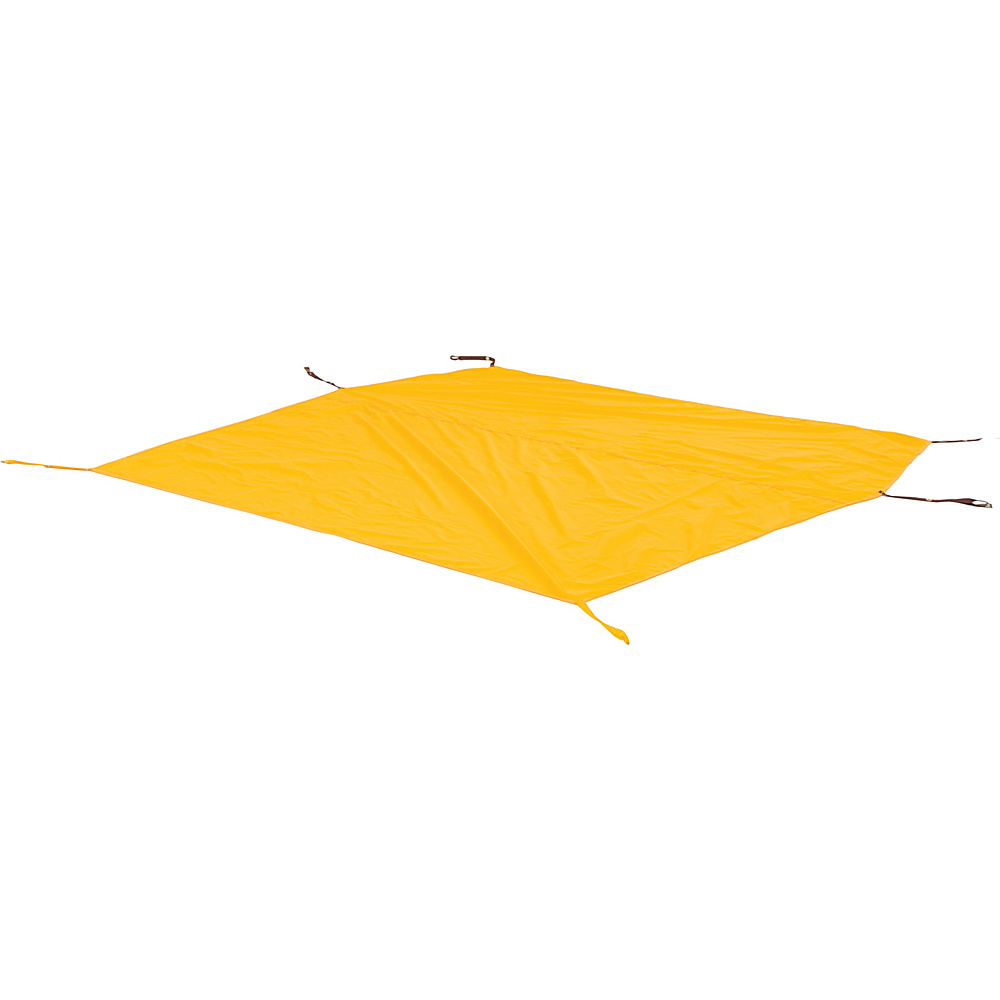Big Agnes Tensleep Station 6 Footprint Gold Big Agnes Outdoor Accessories