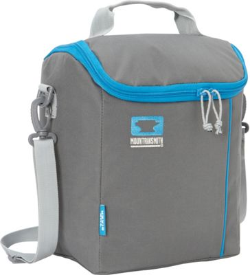 Mountainsmith The Sixer Cooler Ice Grey - Mountainsmith Travel Coolers